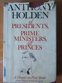 Of presidents ,prime ministers and princes