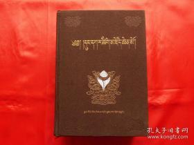 东噶藏学大辞典(藏文)(精装)