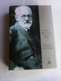 The Basic Writings of Sigmund Freud   英文原版精装   [ Modern Library  现代文库版 ]   弗洛伊德基本著作
