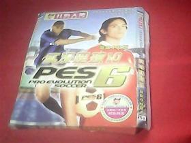 开心天地:实况足球10 简体中文版(2CD) 正版
