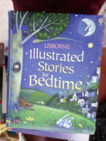 正版特价!Illustrated Stories for Bedtime睡前故事绘本 英文原版9781409525271