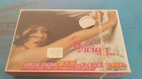 老磁带 【徐若瑄-狠狠爱 】 品好  未拆封