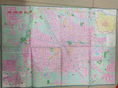 郑州交通旅游图