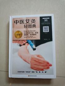 中医艾灸轻图典  精装本
