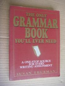 THE GRAMMAR BOOK, YOU'LL EVER NEED