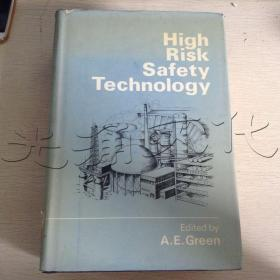 High Risk Safety Technology (Wiley-Interscience Publication)---[ID:429654][%#112A5%#]