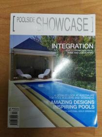 英文原版书:Poolside Showcase 泳池边建筑设计(大16开本)