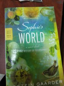 特价现货~Sophies World苏菲的世界 英文原版