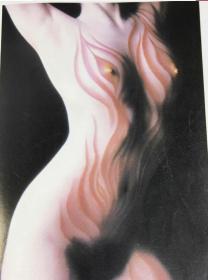《世界人体化妆艺术》——人体上的绘画(摄影集)全铜版纸彩色,16开,人体艺术,人体摄影,人体彩绘,裸体【人体艺术人体摄影人体彩绘大全专卖店】,丰乳肥臀、胸狠靓丽,绝版稀缺