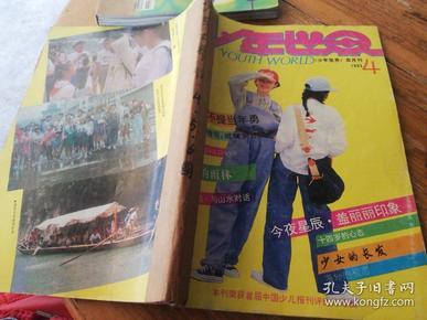 少年世界1993年4-6期