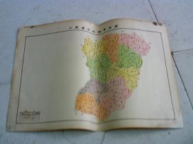 山东省平原县学区图
