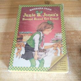 Junie B. Joness Second Boxed Set Ever! (Books 5-8)