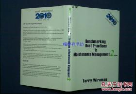Benchmarking Best Practices in Maintenance Management 第2版  作者签赠
