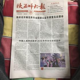 陕西师大报第602期