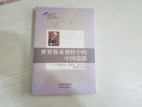 世界体系视野中的中国道路:以沃勒斯坦、阿瑞吉、弗兰克、阿明为例【实物拍图 全新塑封】