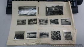 1962前后,芜湖渔业老照片一贴12张