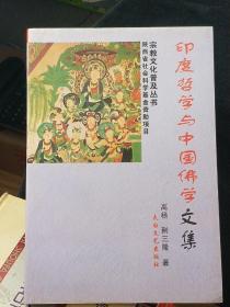 印度哲学与中国佛学文集