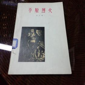 平原烈火《抗日战争小说!横排繁体字》