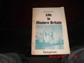 Peter Bromhead LIFE IN MODERN BRITAIN