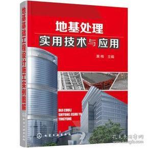 【正版】地基处理实用技术与应用 黄梅