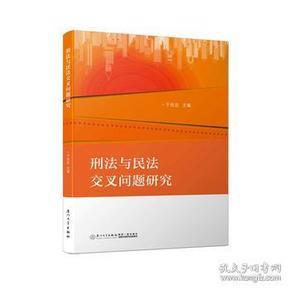 【正版】刑法与民法交叉问题研究 于世忠