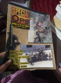 SPECIAL OPS :JOURNAL OF THE ELITE ELITE FORCES & SWAT UNITS VOL.11
