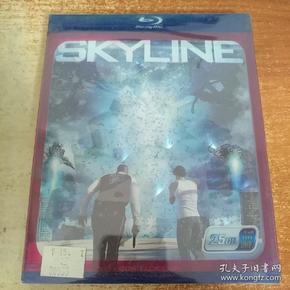 《天际浩劫 又译:天凶之城》 blu-ray disc