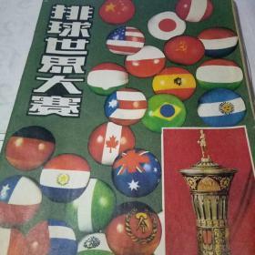 排球世界大赛专刊