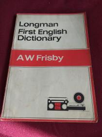 Longman First English Dictionary
