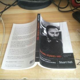 Stuart Hall CULTURAL STUDIES 1983