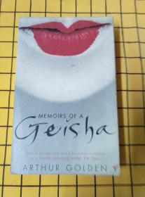 MEMOIRS OF A GEISHA(英文原版,艺伎回忆录)