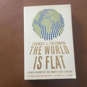 The World Is Flat 3.0: A Brief History of the Twenty-first Century 世界是平的: 21世纪简史(英文原版)