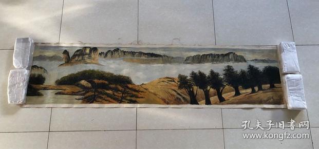 1962年油画