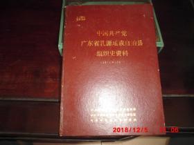 中国共产党广东省乳源县组织史资料 (1925-1987)