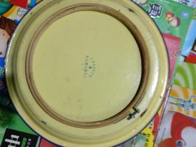 竹质-----绣花圆绷子【21CM见圆】品相以图片为准