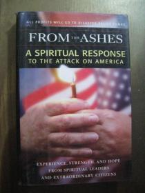 From the Ashes: A Spiritual Response to the Attack