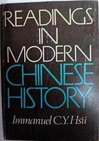 Readings in Modern Chinese History