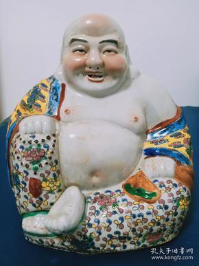 弥勒佛笑佛老瓷器
