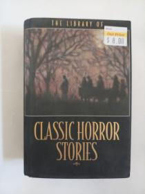 THE LIBRARY OF CLASSIC HORROR STORIES(经典恐怖故事小说集)精装本   216