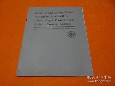 【地质调查专业论文655-D ——地址及地下水 吉拉河的系统 】