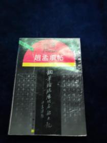 钢笔缩临历代名帖大观【赵孟頫帖】