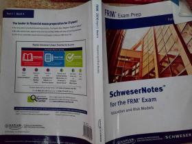 SchweserNotes™ FRM® 2016 Part I Book 4:Valuation and Risk Models