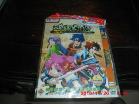 游戏光盘:神镖闯江湖(1PC  DVD)