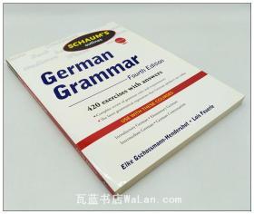 德语语法 Schaums Outline of German Grammar