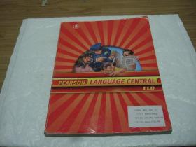 PEARSON LANGUAGE CENTRAL  2册合售