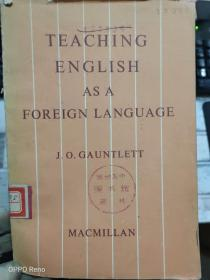《THACHING ENGLISH AS A FOREIGN LANGUAGE》