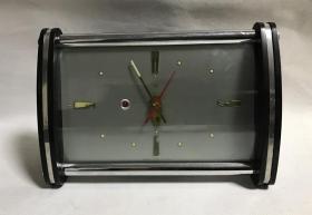 老上海钻石牌机械闹钟全铜机芯上弦老闹钟正常走时老物件收藏