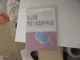 多元智能理论与实践的中西交汇:2004年加德纳在京讲学对话录 未开封