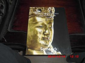 SOTHEBYS 伦敦苏富比 2008年fine chinese ceramics works of art 中国陶瓷艺术专场拍卖
