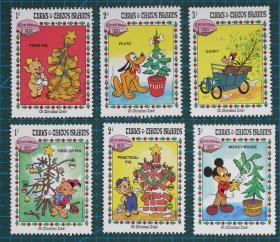 库克群岛邮票----1983年圣诞